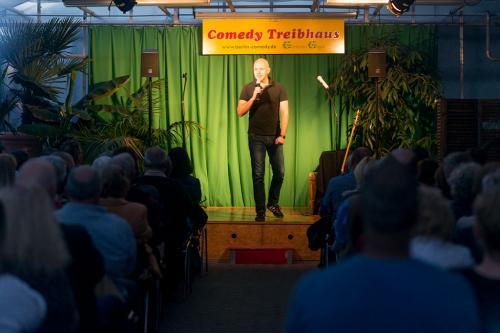 Treibhaus Comedy